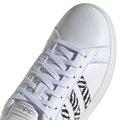 Tênis Adidas Grand Court Zebra Feminino