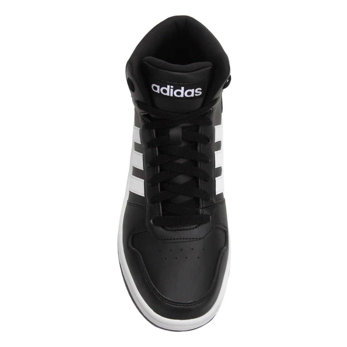 Tênis Adidas Hoops Cano Alto Masculino - Compre Agora  0a1033efb10f2