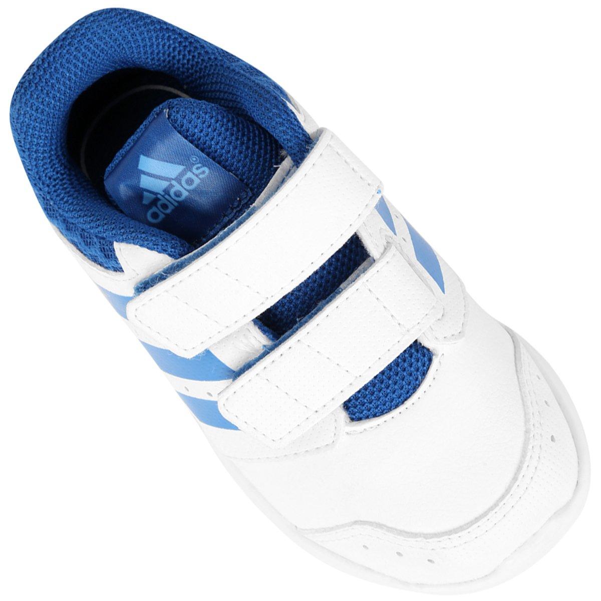 7e2d9c858ae Tênis Adidas Lk Sport 2 Cf I Infantil - Compre Agora