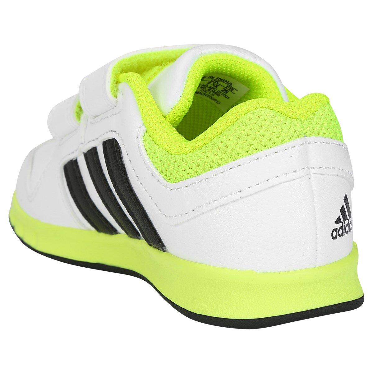 be18ee601 Tênis Adidas Lk Trainer Infantil - Compre Agora