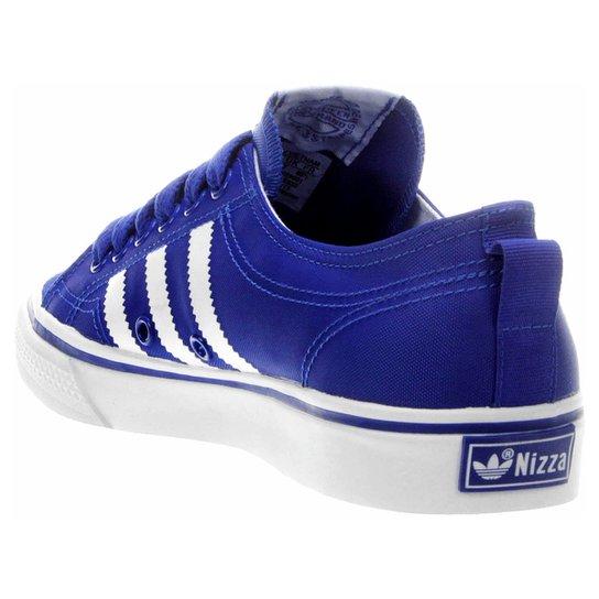 Descuidado Inicialmente Honesto  Tênis Adidas Nizza Low | Zattini