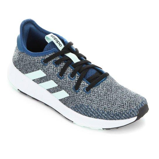 buy online 10301 34ce7 Tênis Adidas Questar X BYD Feminino - Marinho