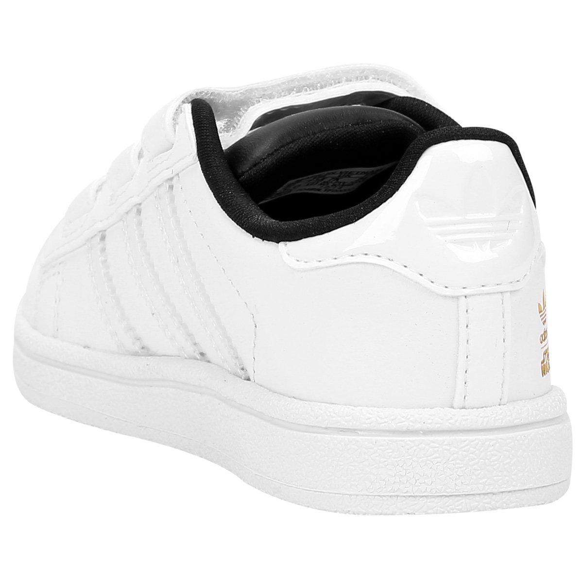 42533164eca Tênis Adidas Star Stormt CF Infantil - Compre Agora