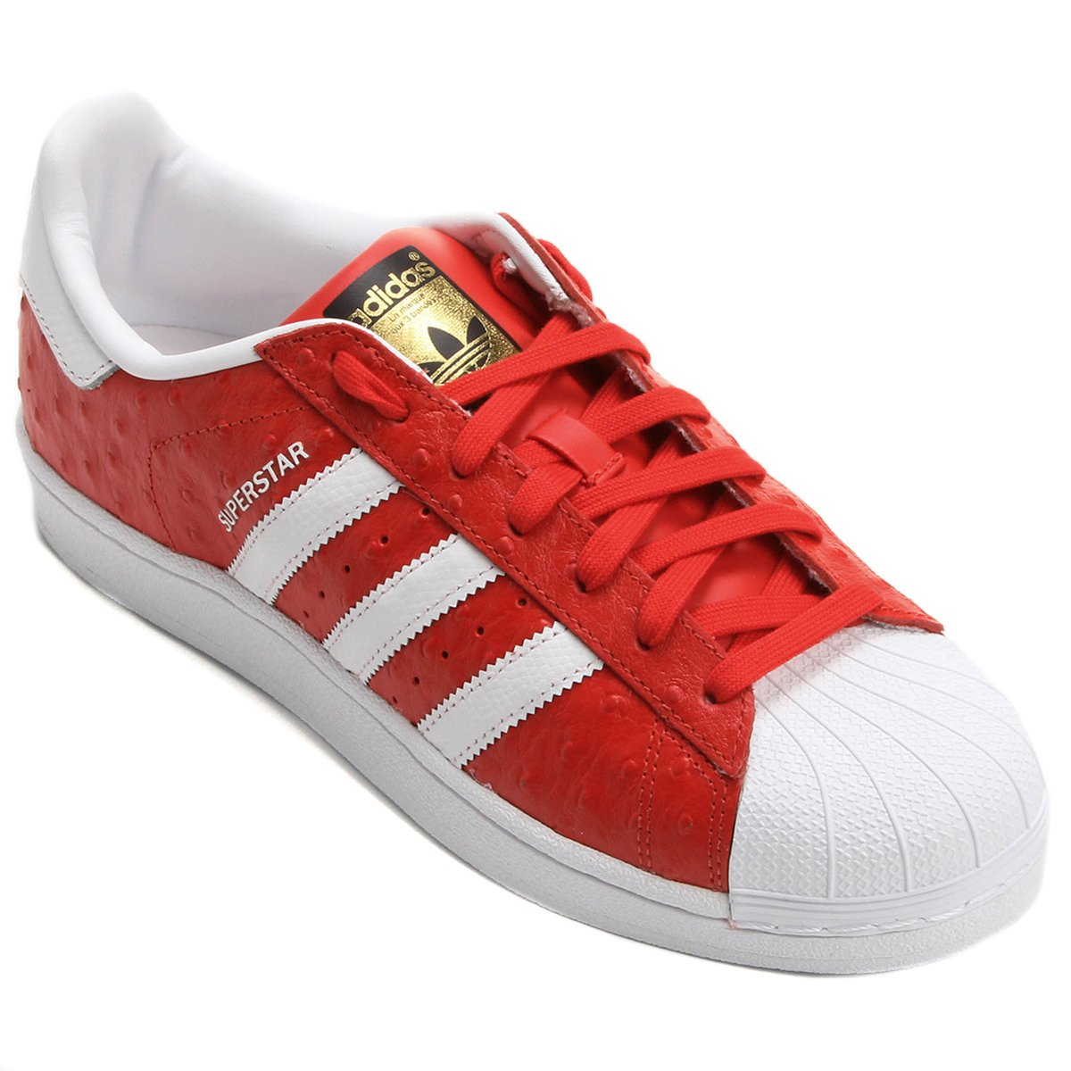 1cd7ff91b17 Tênis Adidas Superstar Animal Pack - Compre Agora