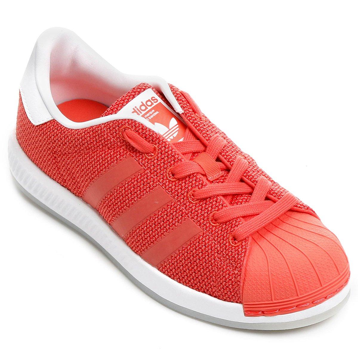 Tênis Adidas Superstar Bounce J Infantil - Compre Agora  83c8064fd7b29