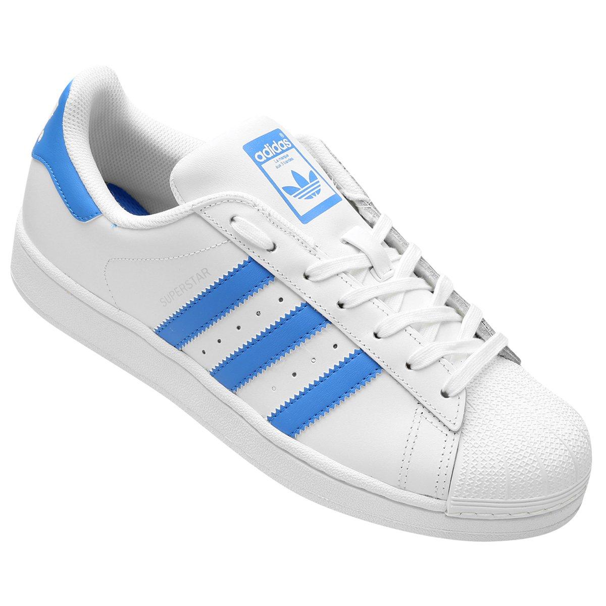 Tênis Adidas Superstar Foundation - Compre Agora  e644aa6e72c42