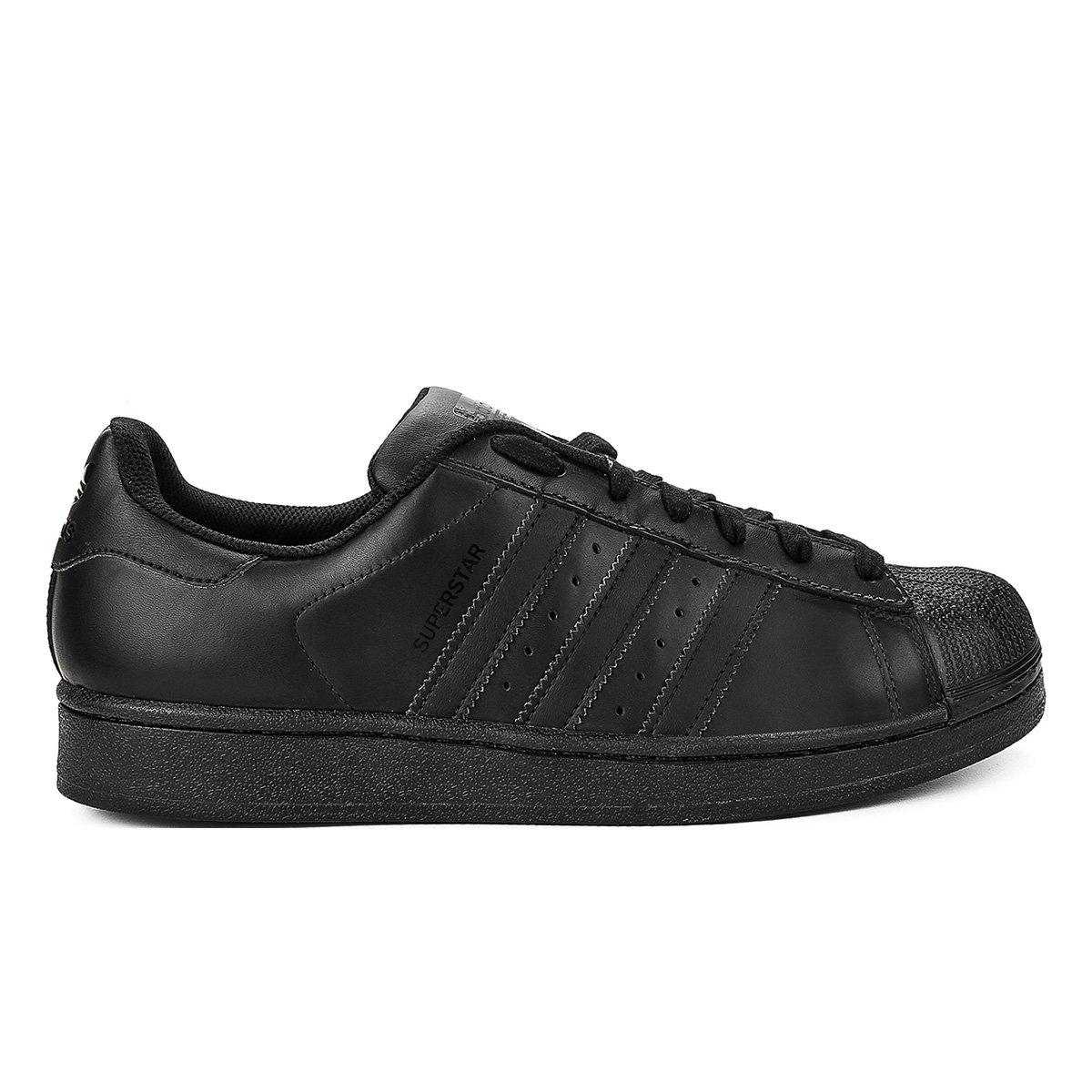 Tênis Adidas Superstar Foundation - Compre Agora  66afff39be6b7