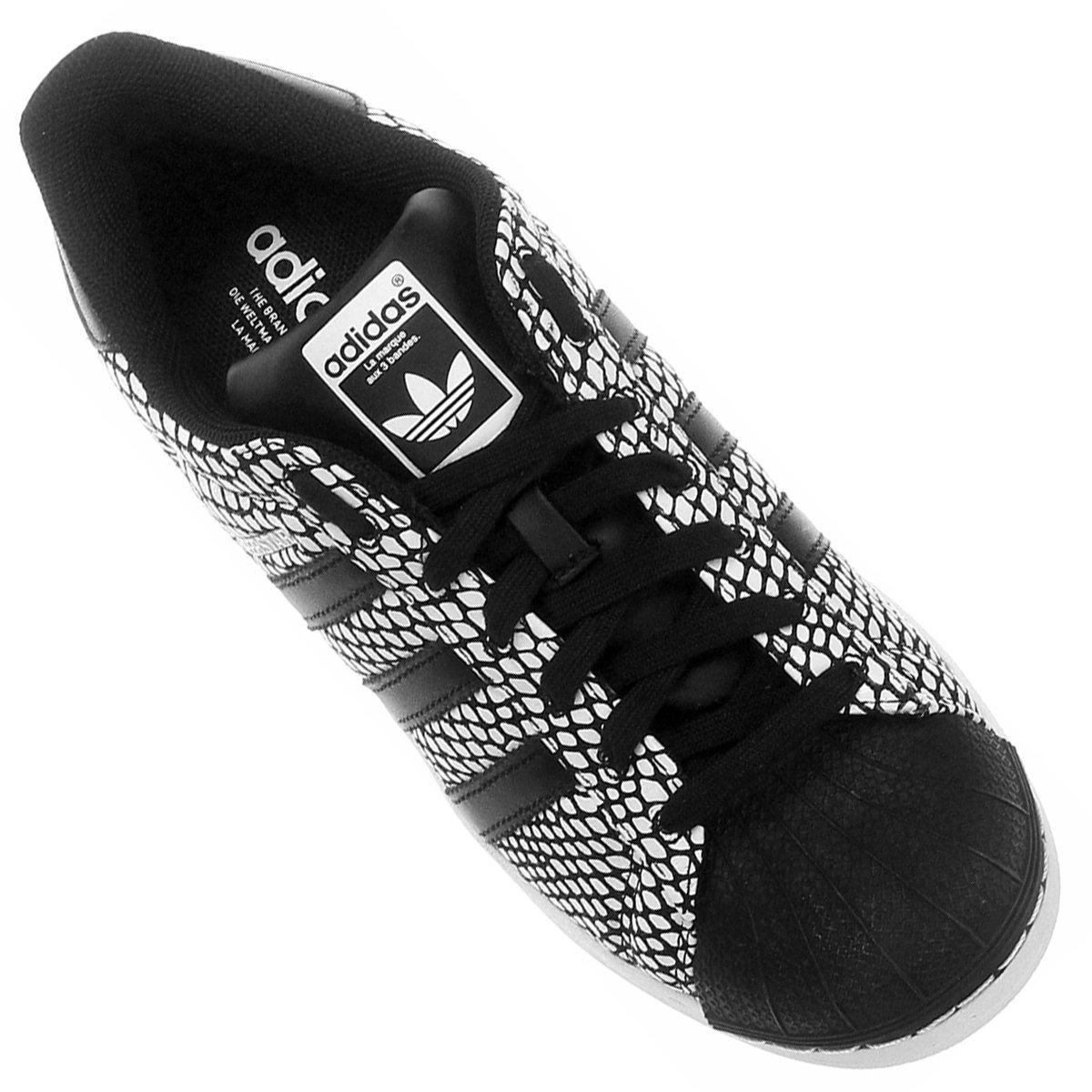 Tênis Adidas Superstar Snake - Compre Agora  da375ef34b643