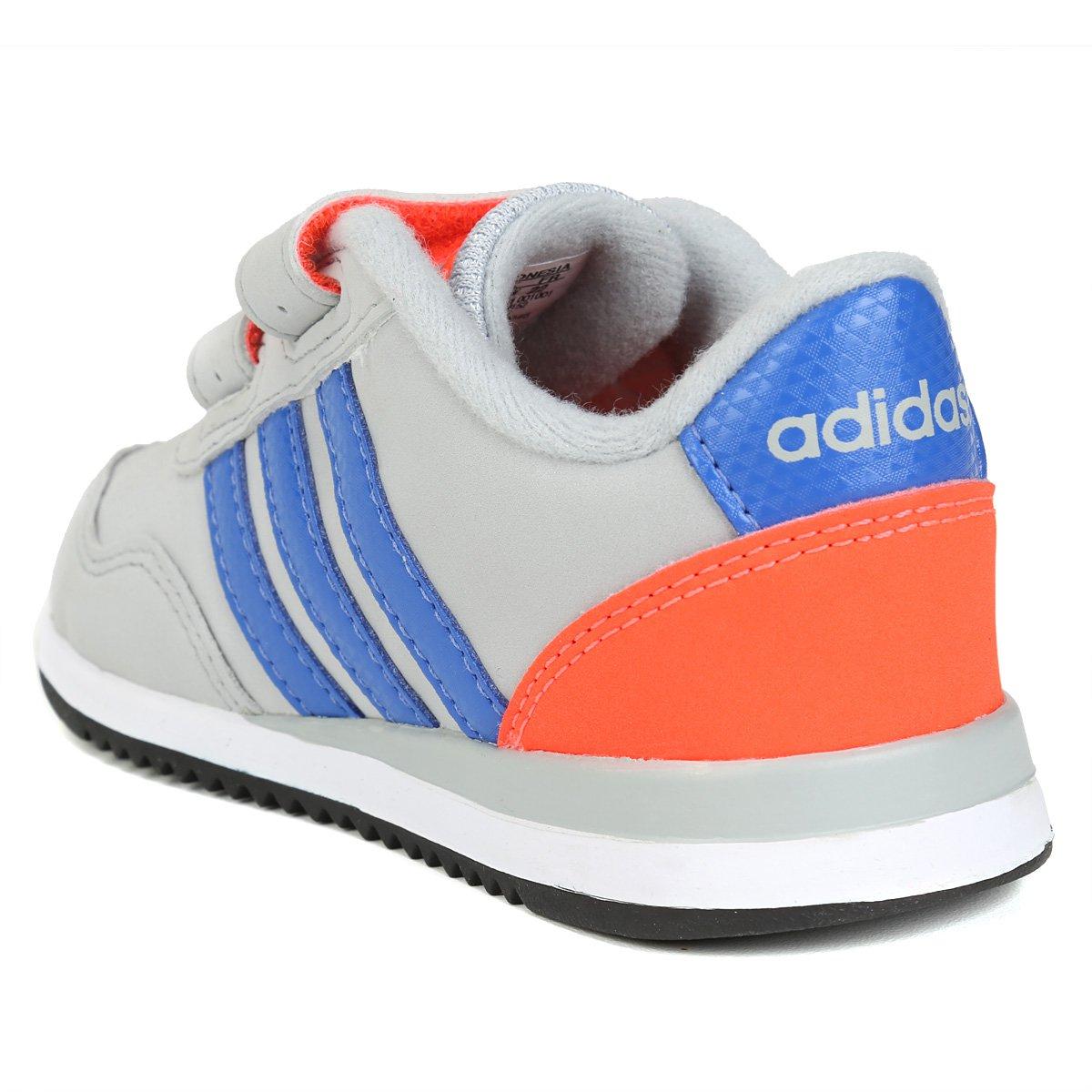a66431584de Tênis Adidas V Jog Cmf Infantil - Compre Agora