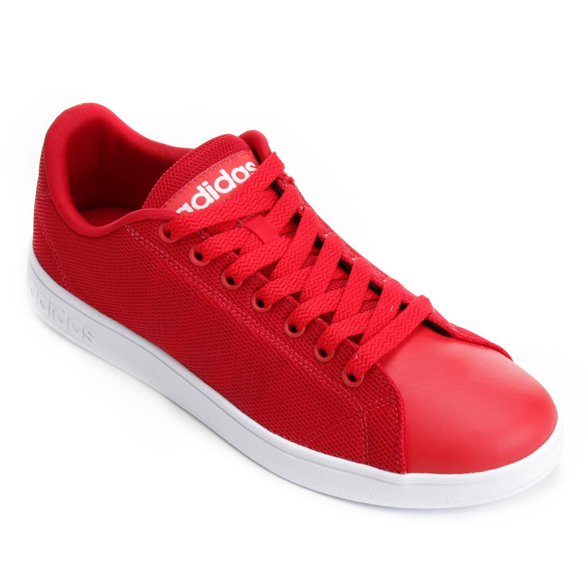 3a7fe7e7446 Tênis Adidas Vs Advantage Clean Masculino - Compre Agora