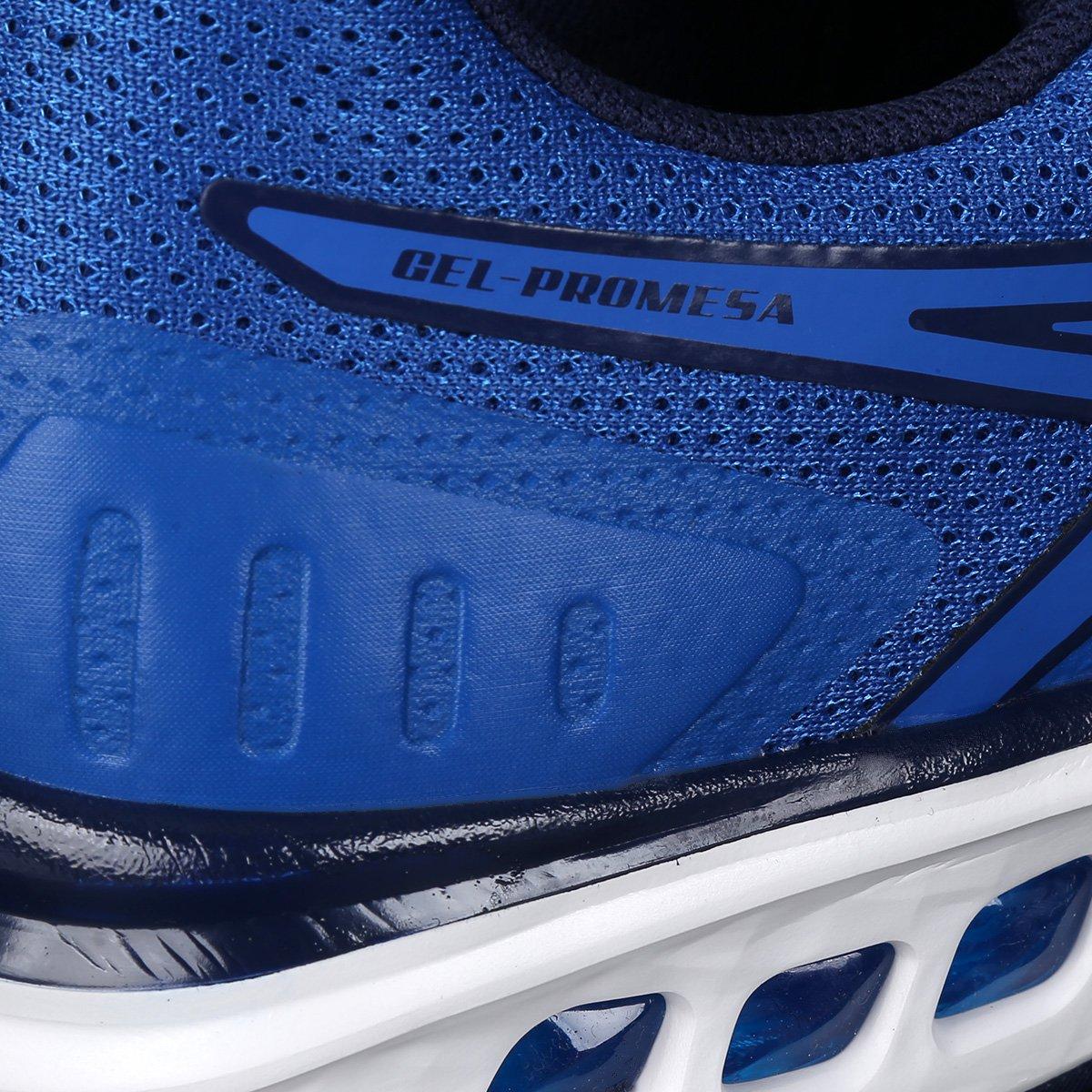Tênis Asics Gel Promesa Masculino - Azul - Compre Agora  a28444b22cff8