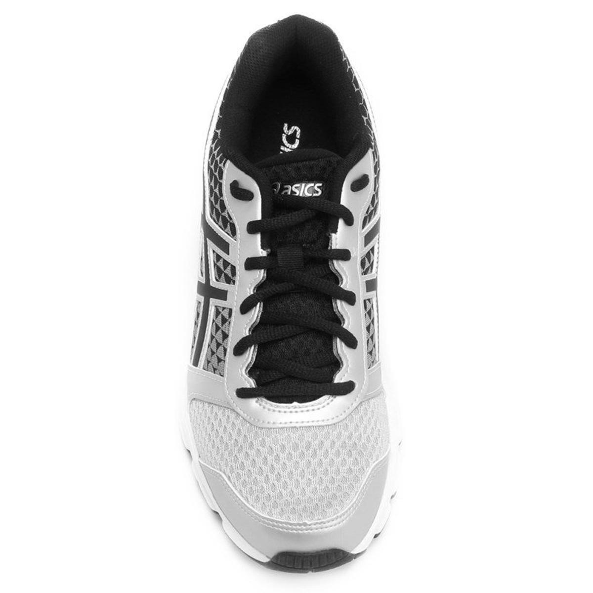 Tênis Asics Patriot 8 Masculino - Prata e Branco - Compre Agora ... 14bed20f9f124