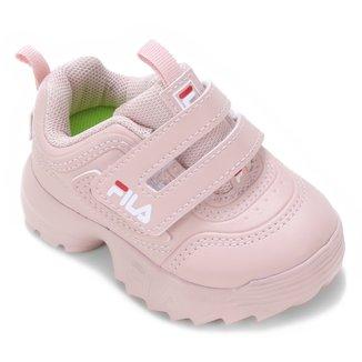 Tênis Bebê Fila Disruptor Feminino