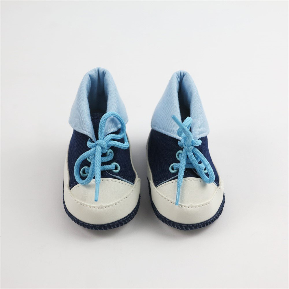 Cano Alto Azul Tênis Marinho Azul Bebê G Tênis Masculino Bebê 4aUST