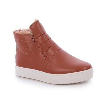 Tênis Botinha Fluffy Damannu Shoes Feminino