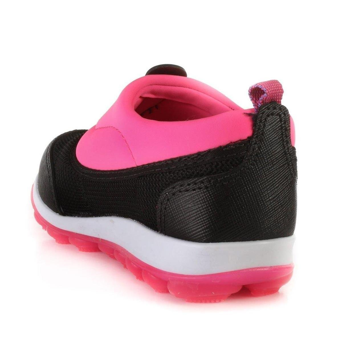 Juvenil Preto Tênis 685 Juvenil Tênis Botinho Pink e Botinho qxP4z1Cnw