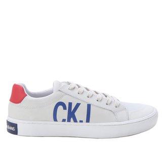 Tênis Calvin Klein Baixo Skate Masculino