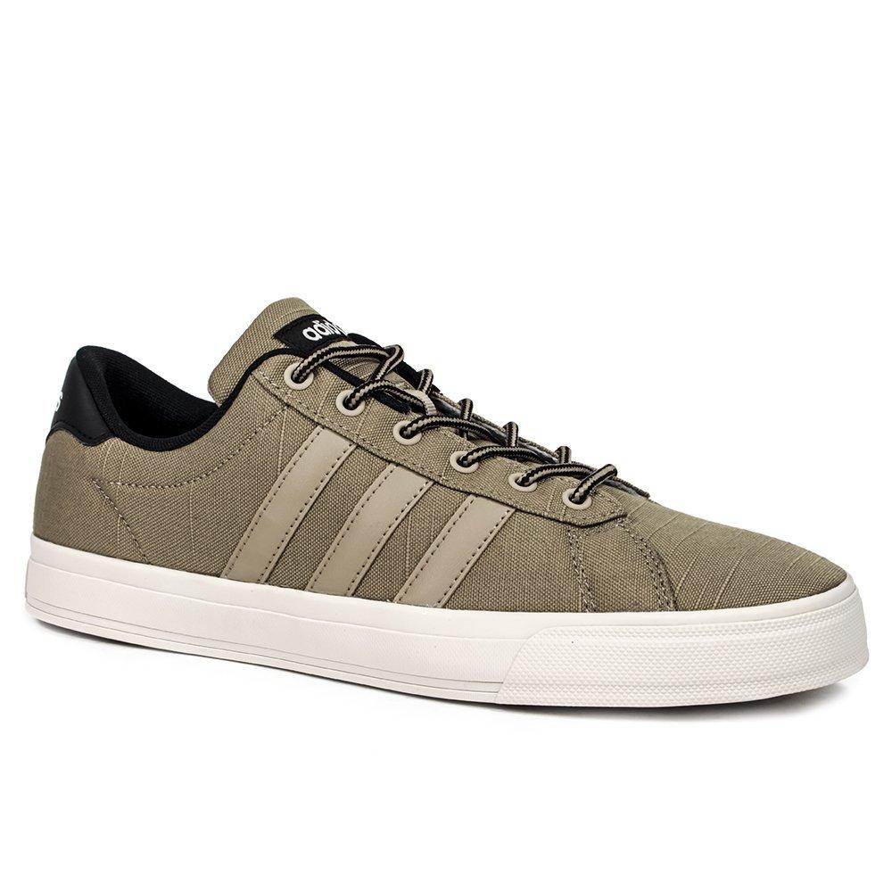 Tênis Casual Adidas Daily Masculino - Compre Agora  436bf7813ad41