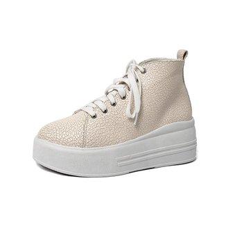 Tênis Chunky Anny Craquelê Damannu Shoes Feminino