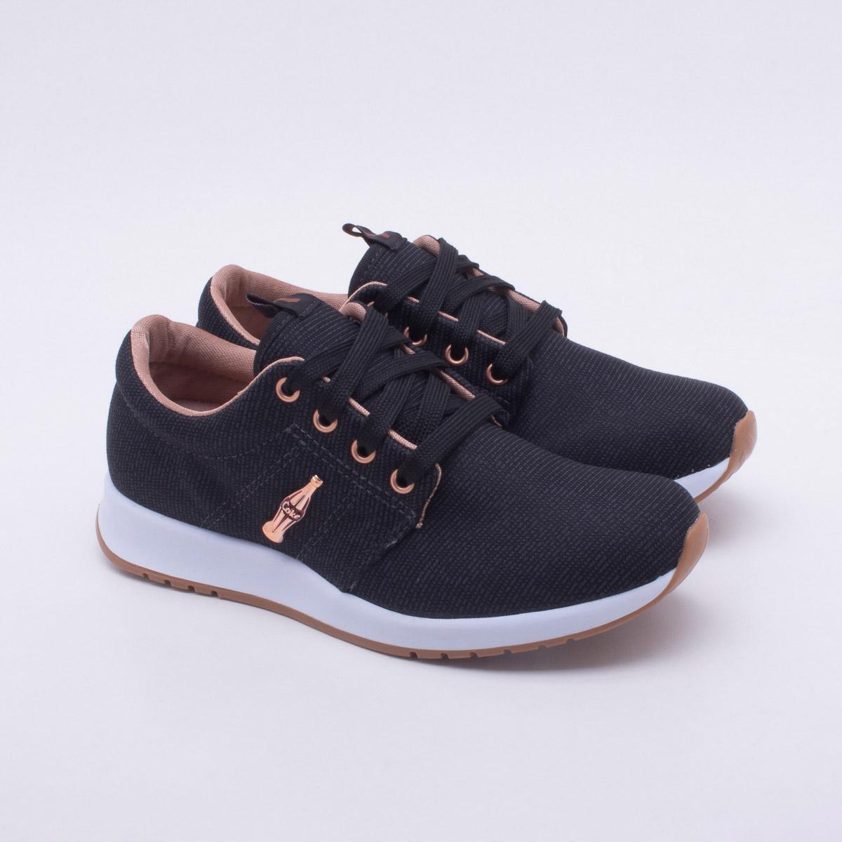 b515c4fbd Tênis Coca Cola Shoes Sense Zoon Feminino - Compre Agora