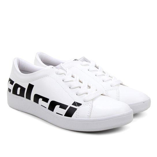 Tênis Colcci Silk Feminino - Branco