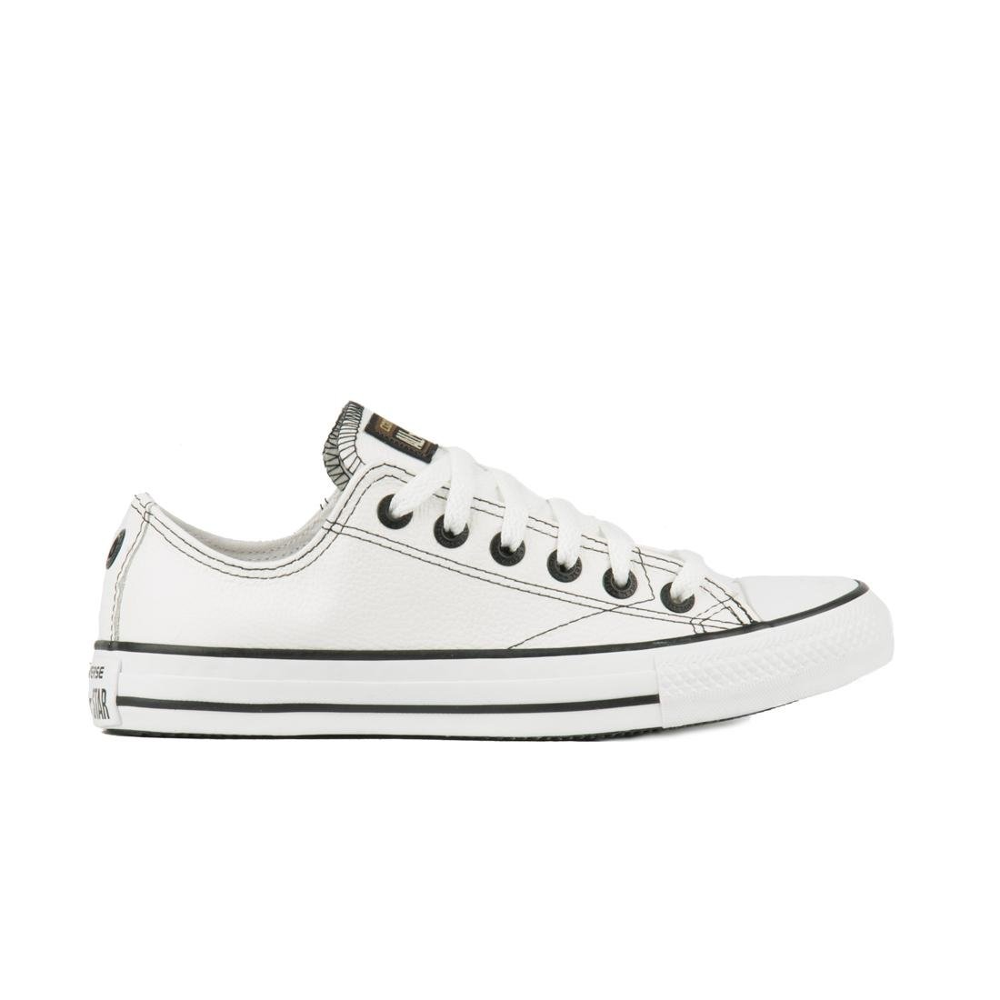 Ox Branco Star Preto Converse Tenis All Branco European Branco Ct CqxfXxw6