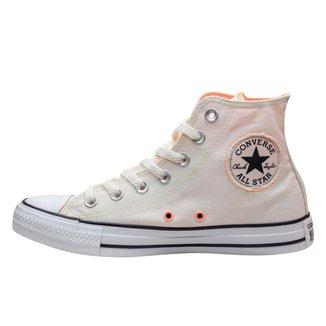 Tênis Converse Chuck Taylor All Star Cano Alto Pocket Feminina