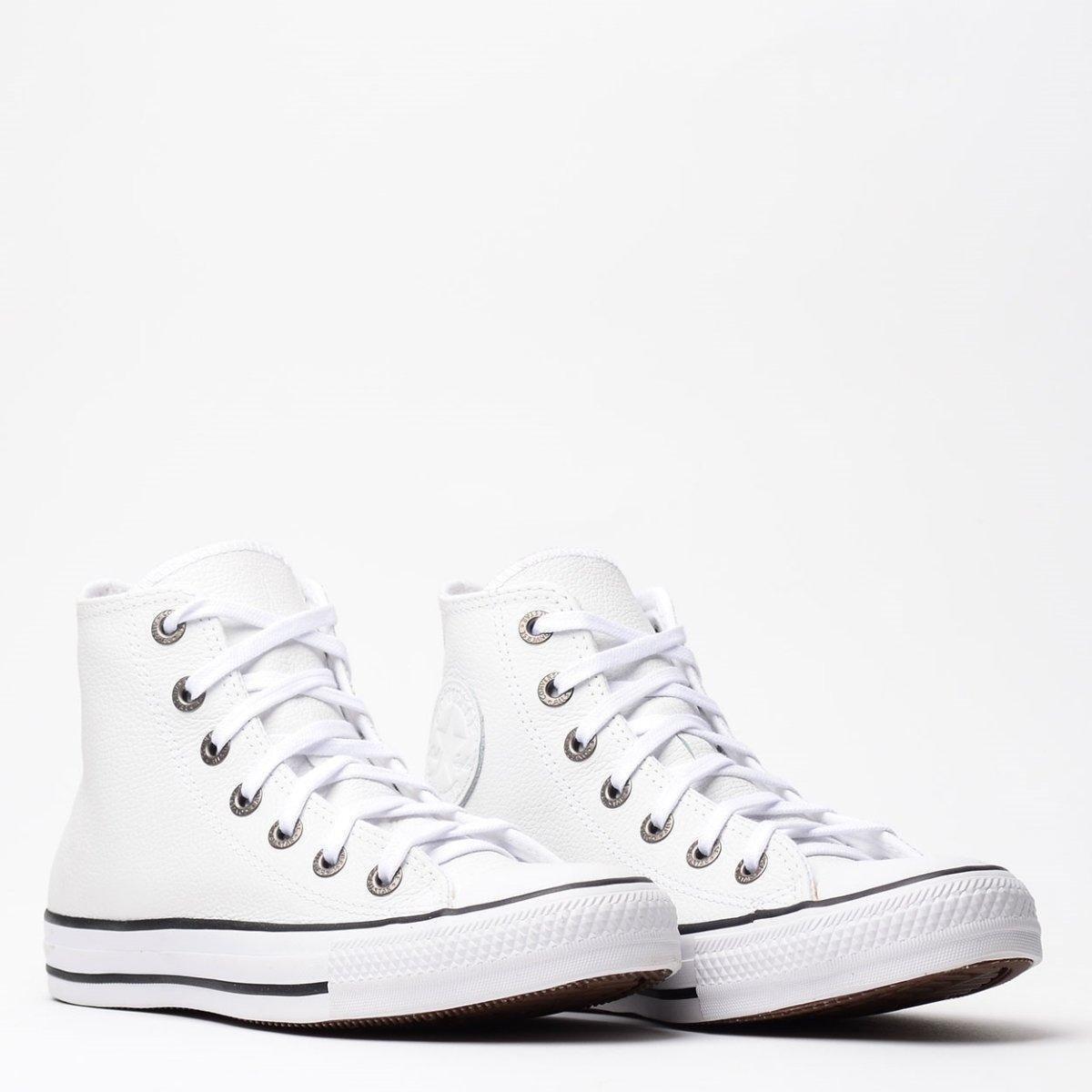 European All Branco Tênis Hi Taylor Star Converse Chuck Converse Tênis Chuck qYOT88