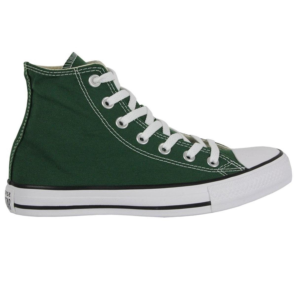 e76bad4c37652 Tênis Converse Chuck Taylor All Star Masculino - Verde