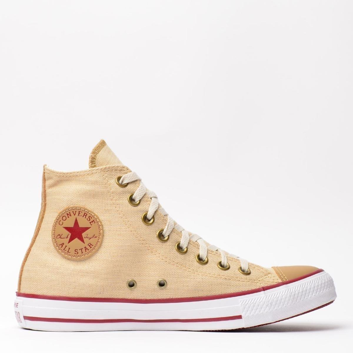 Chuck Converse Tênis Bege Converse Tênis Star All Taylor wTOqtq