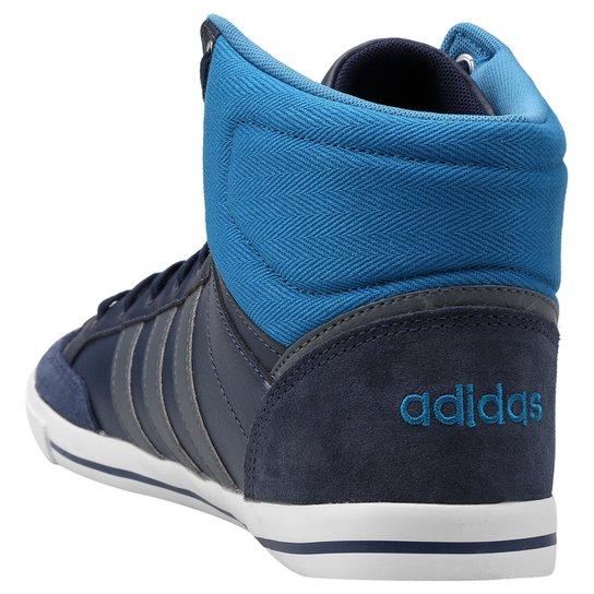 100% authentic pre order pretty cool Tênis Couro Cano Alto Adidas Cacity Mid Masculino | Zattini