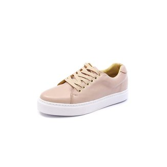 Tênis Couro Classic Day By Day Shoes Grand Feminino