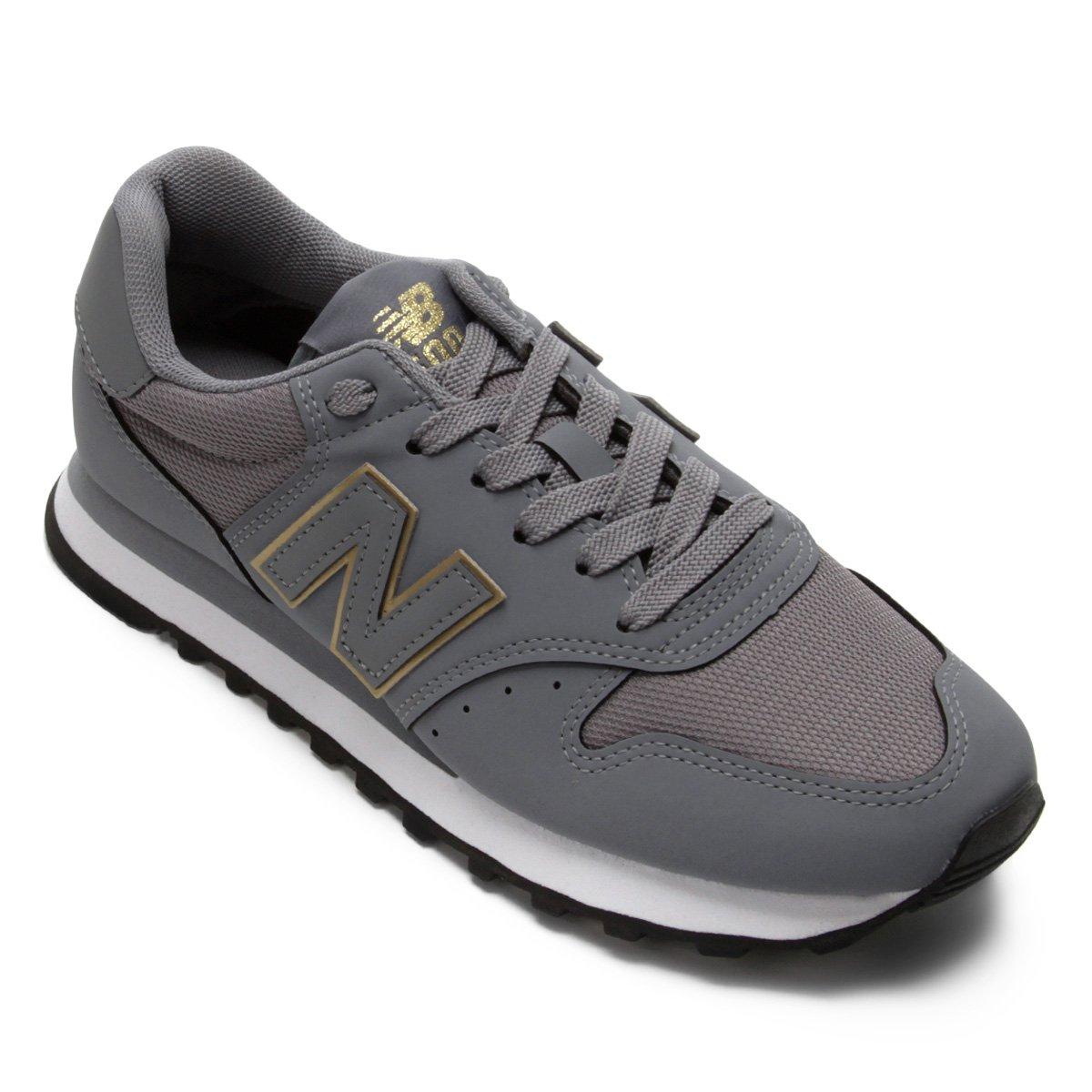 72cdb336a0340 Tênis Couro New Balance W 500 Feminino - Compre Agora