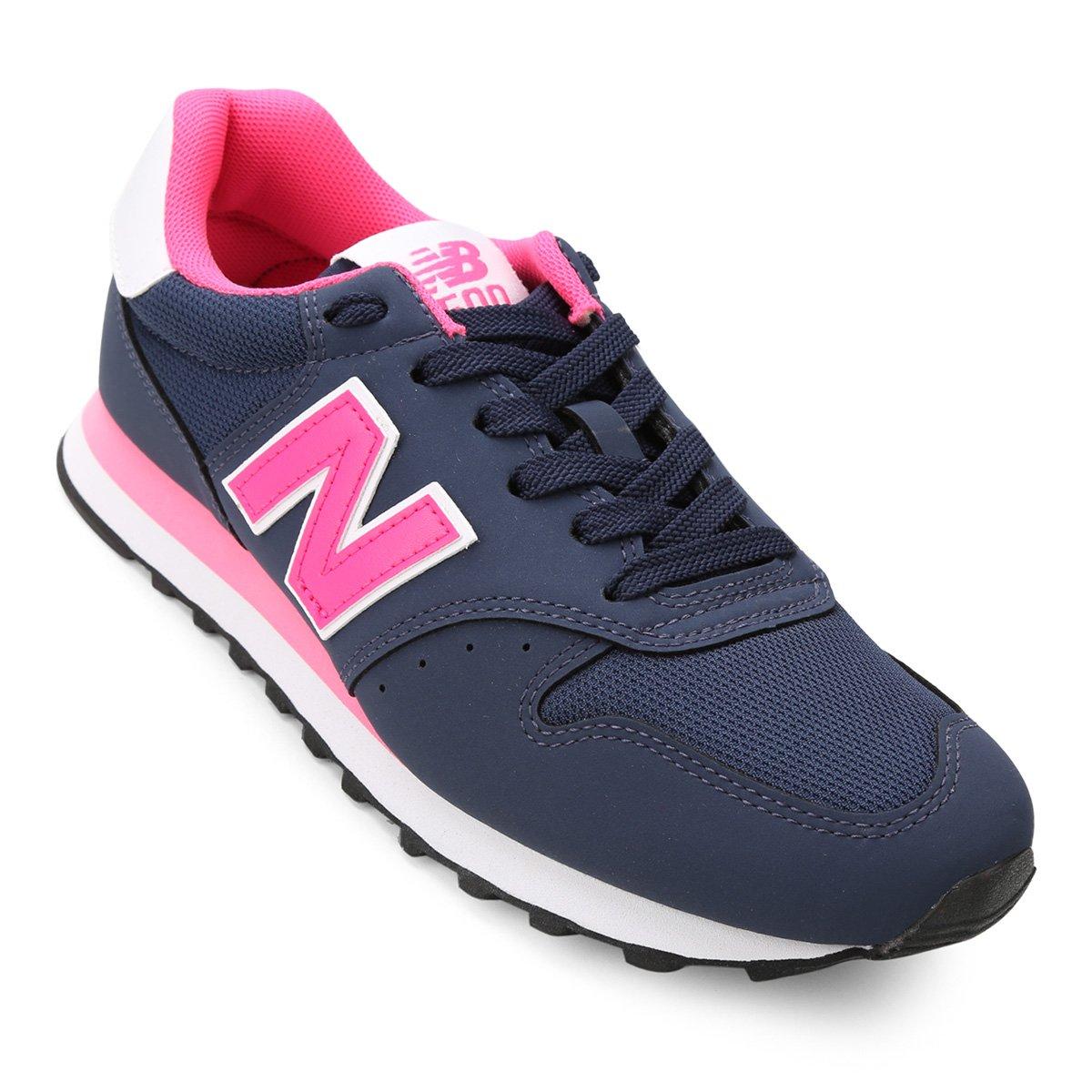 3932305097d Tênis Couro New Balance W 500 Feminino - Compre Agora