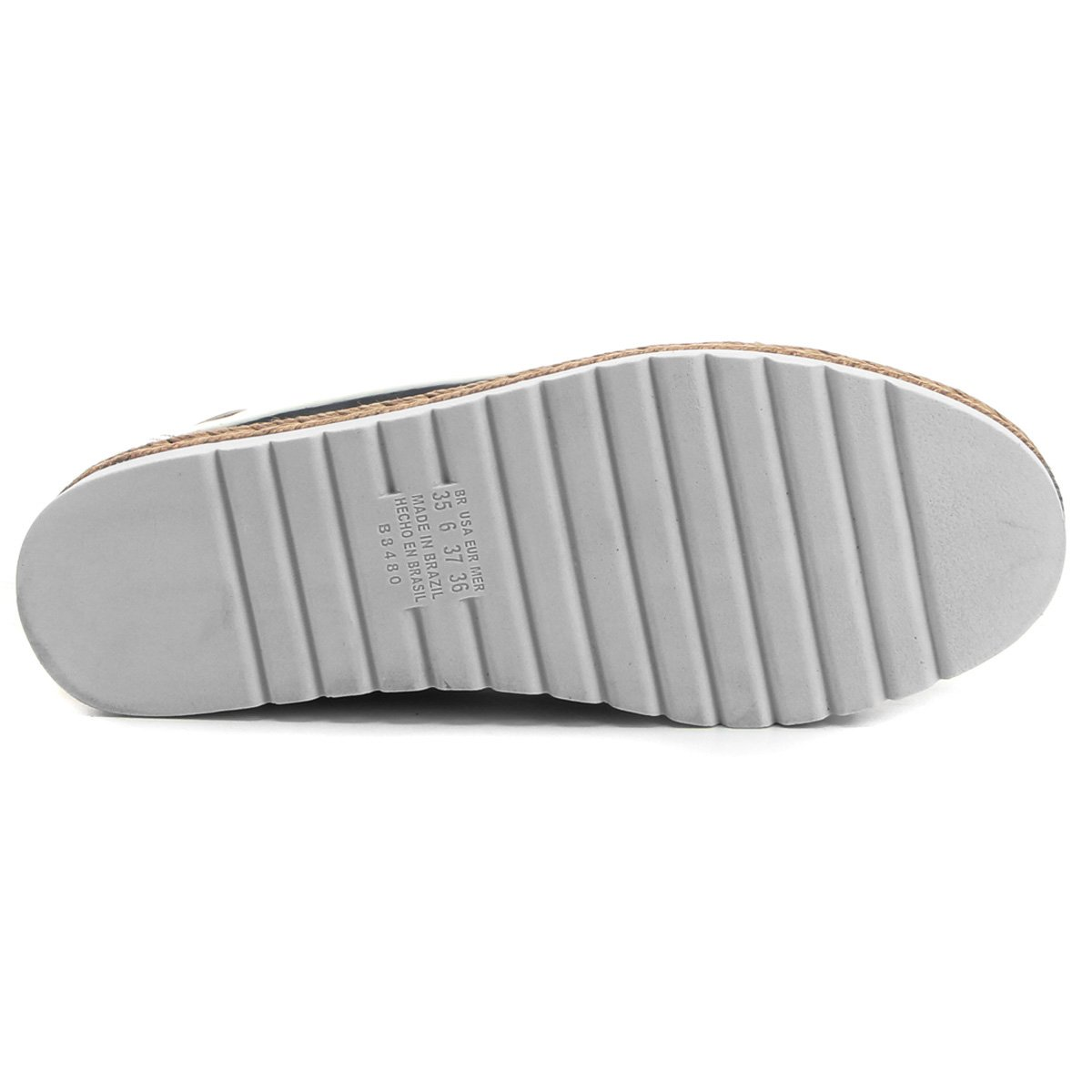 Tênis Corda Prata Dakota Tênis Tênis Solado Prata Solado Dakota Metalizado Dakota Metalizado Solado Corda qCZxZ8wp
