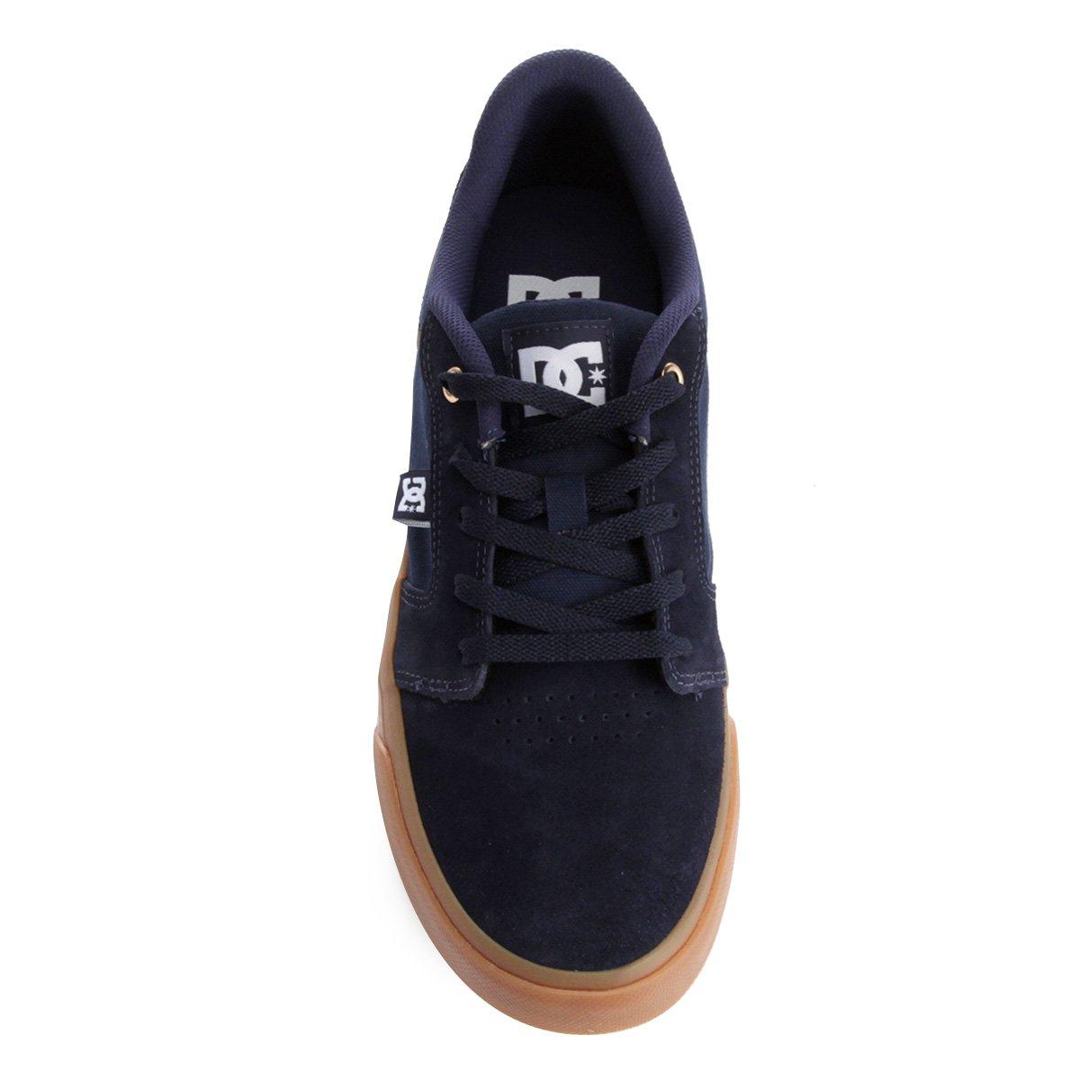 Tênis DC Shoes Anvil LA Masculino - Marinho - Compre Agora  fbb0a2ea5e949