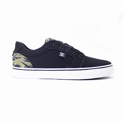 Tênis DC Shoes Anvil TX SE Masculino