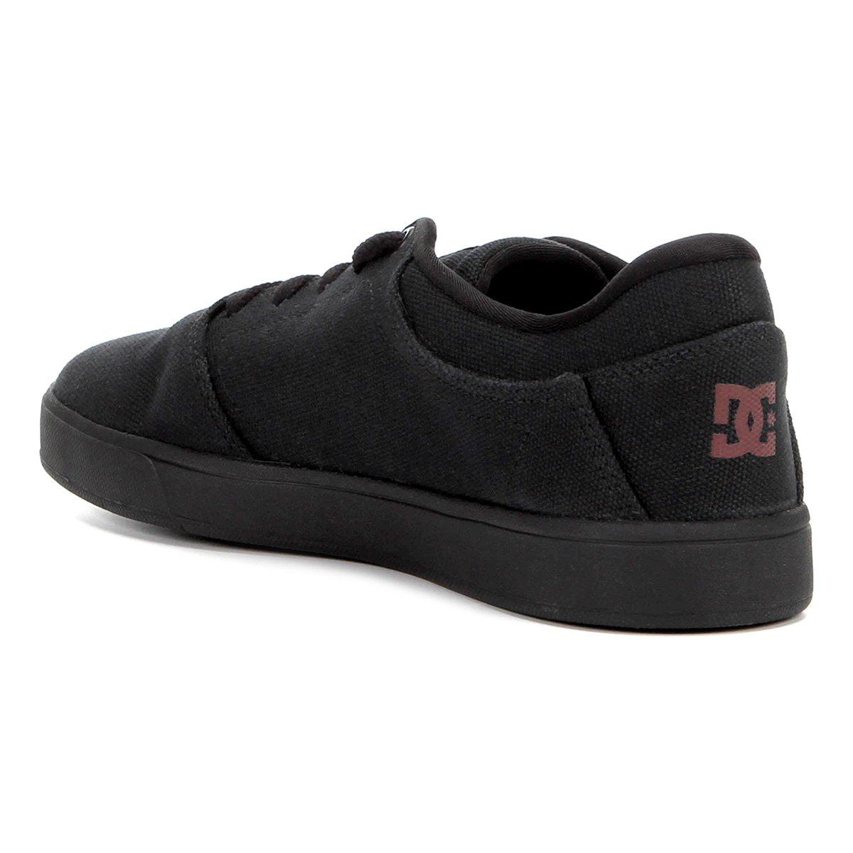 Tênis DC Shoes Crisis Tx La Adys Masculino - Preto e Chumbo - Compre ... e79a7bb5b8027