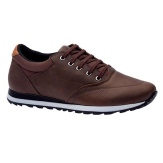Tênis Doctor Shoes Couro Masculino