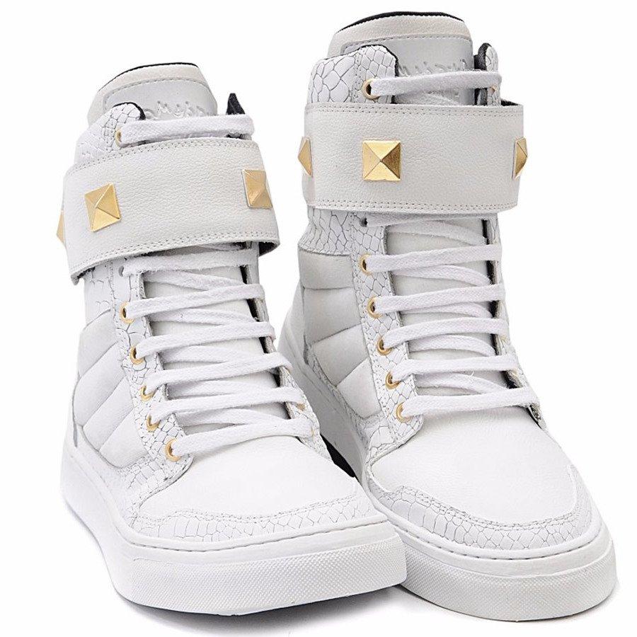 Branco Feminino Branco Feminino Shoes Shoes Tênis DR Tênis DR Sgqpq1E