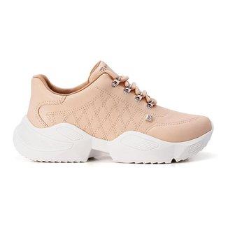 Tenis Feminino Casual Chunky Sneaker Ramarim 2082201