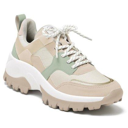 Tenis Feminino Casual Chunky Sneaker Via Marte 20-12062