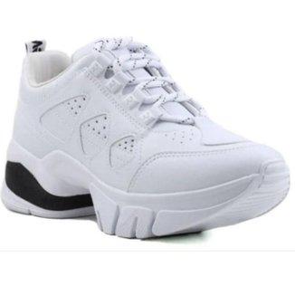 Tenis Feminino Chunky Sneaker Casual Ramarim 2080205