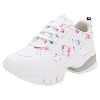 Tênis Feminino Dad Sneaker Tie Dye Ramarim - 2080205