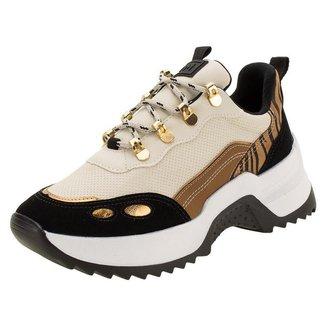 Tênis Feminino Dad Sneaker Via Marte - 212505