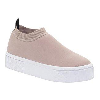 Tênis Feminino Lumiss Calce Facil Shoes