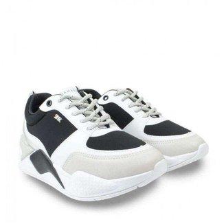 Tenis feminino sneaker Ramarim 20-72201