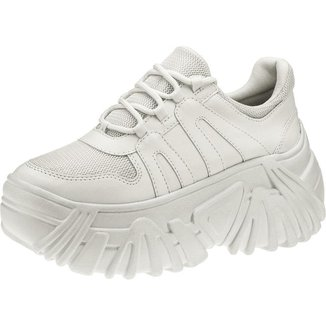 Tênis Gigil Sneaker Chunky Plataforma Alta Feminino
