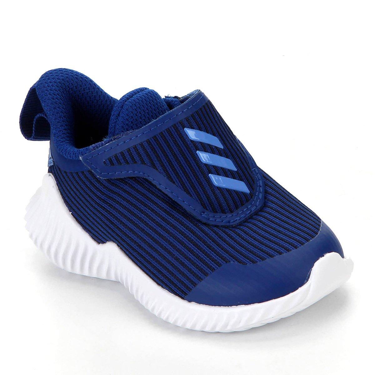Menor preço em Tênis Infantil Adidas Fortarun Ac - Azul Royal