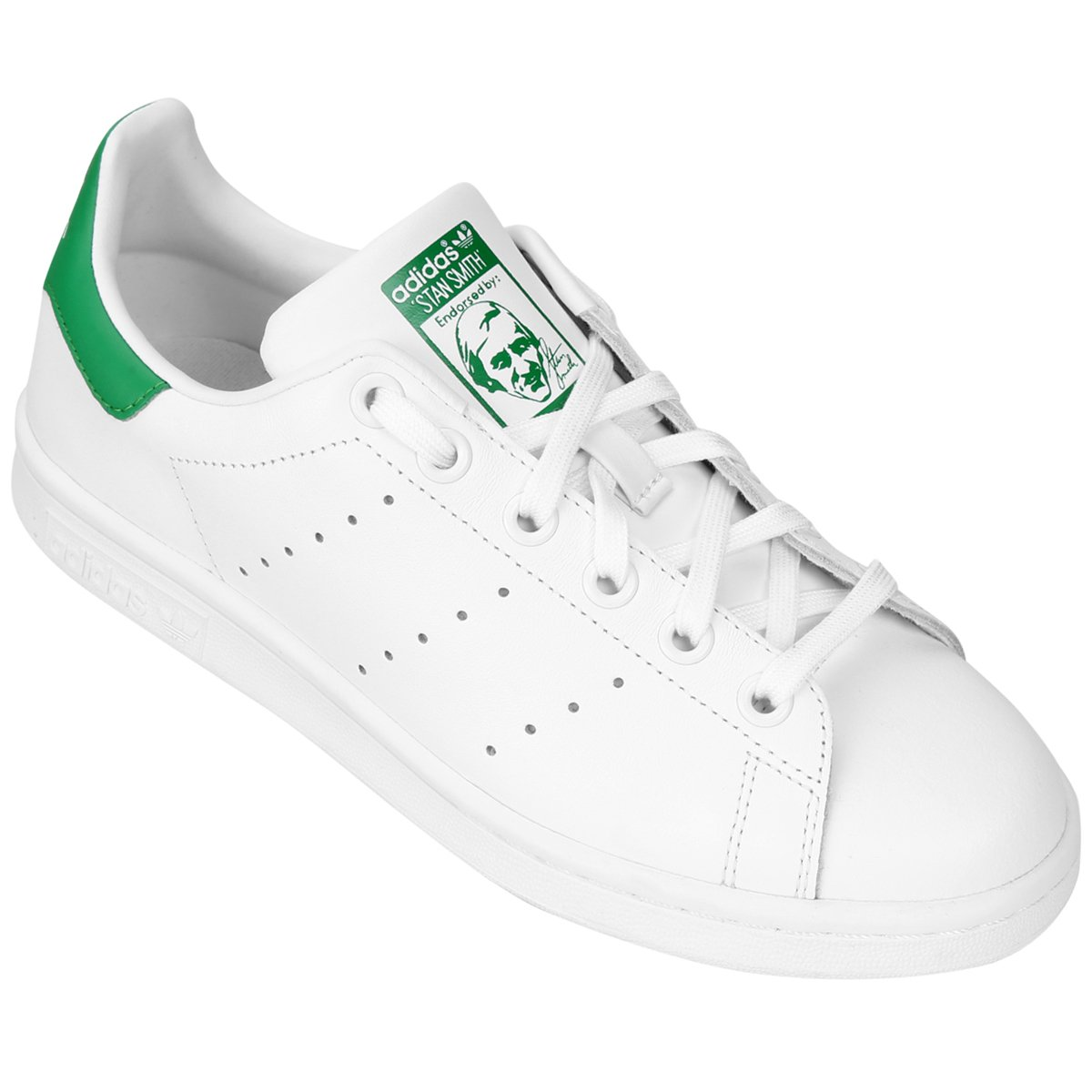 tenis adidas stan smith branco